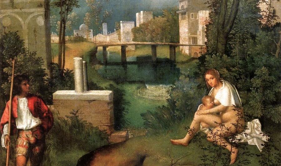 Com apenas quatro pinturas, Este Mestre Renaissance mudou o curso da arte