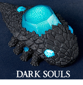 DARK SOULS CRYSTAL LIZARD 1/6 SCALE LIGHT-UP SDCC EXCLUSIVE STATUE