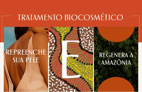 Tratamento biocosmético