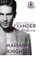 Alexander & Rebecca by Marianne Knightly