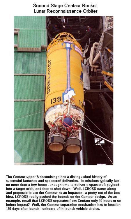 Fig 1B Second Stage Centaur Rocket