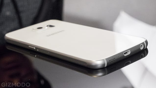 Galaxy S6 Hands-On: Samsung's Got a Whole New Look