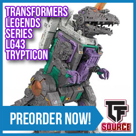 Transformers Legends Series LG43 Trypticon