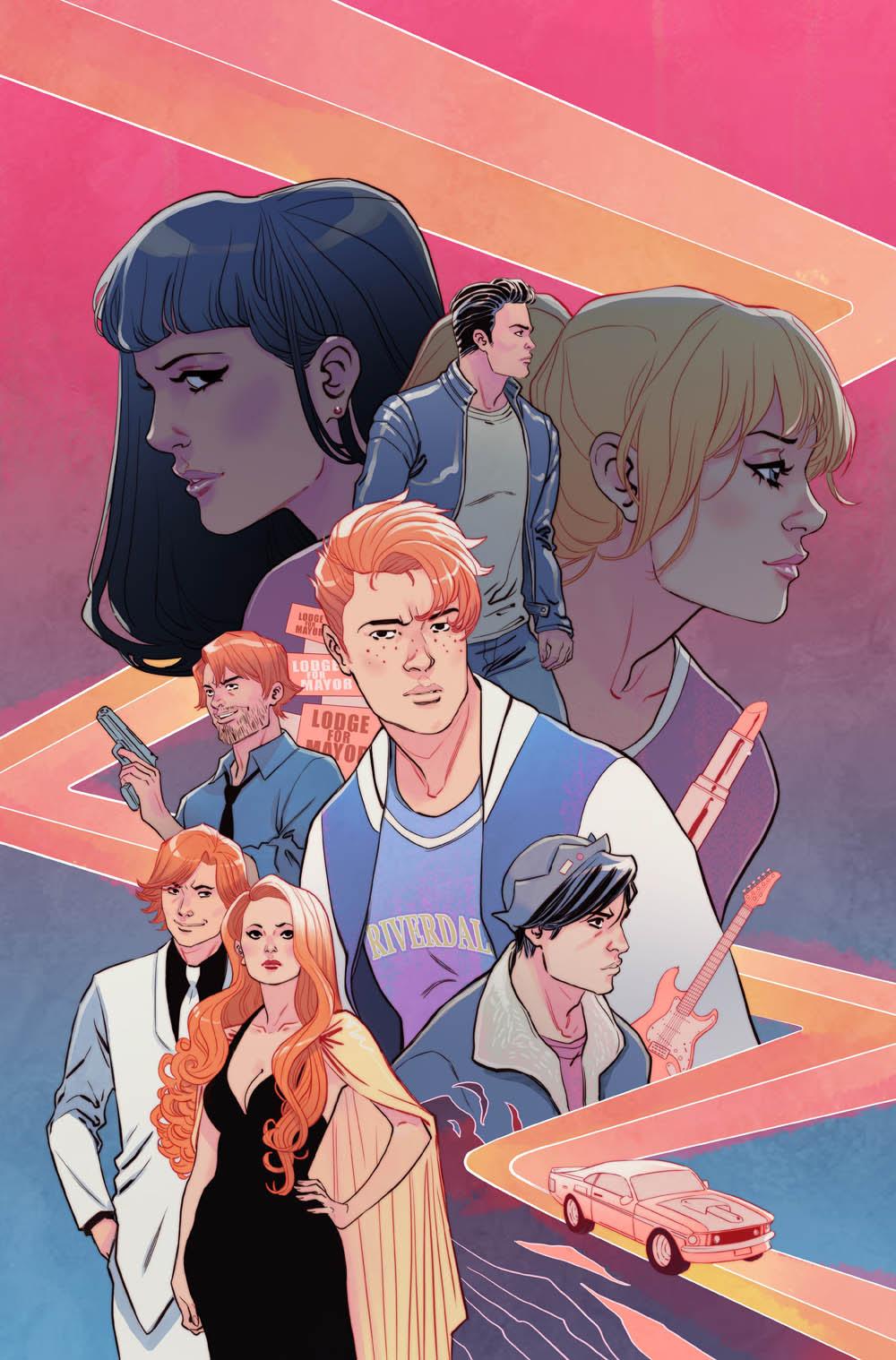 Archie #699: CVR A Sauvage
