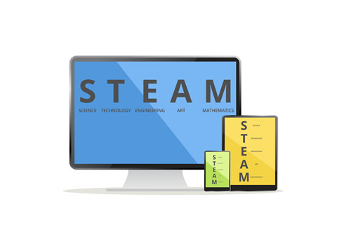 3 strategies to teach STEAM in a blended environment