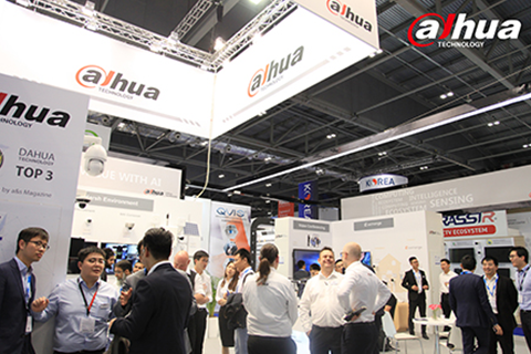 Dahua Technology se ilumina IFSEC International 2018 con AI en Londres