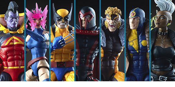 X-MEN MARVEL LEGENDS APOCALYPSE BAF