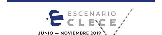 Escenario Clece. Junio-Noviembre 2019