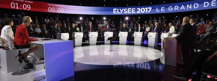 début de la campagne officielle, polémique sur le Vel' d'Hiv, Mélenchon troisième homme d'un sondage...
