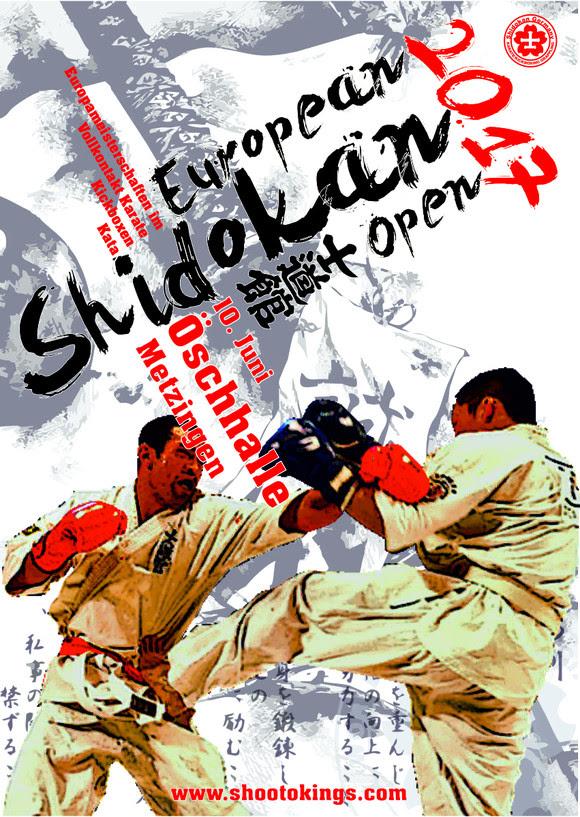 European Shidokan Open 2017
