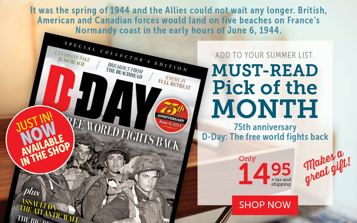 D-Day issue