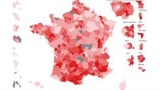 La France du vote