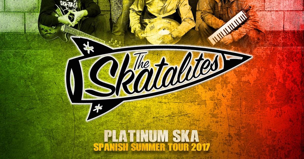 The Skatalites Tour