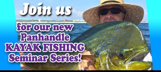 Learn Kayak Fishing!