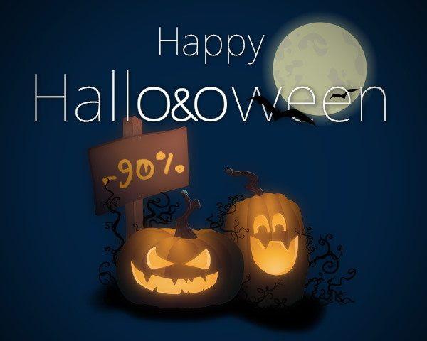 O&O Halloween Sale