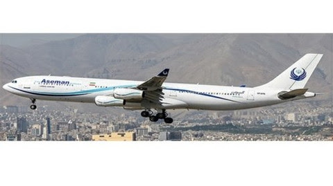 Airbus A340-300 Iran Aseman EP-APA | is due: August 2019