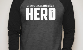 "New ""I Honored An American Hero"" Design"