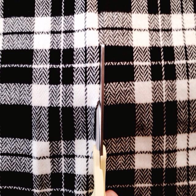Blanket Scarf Tutorial