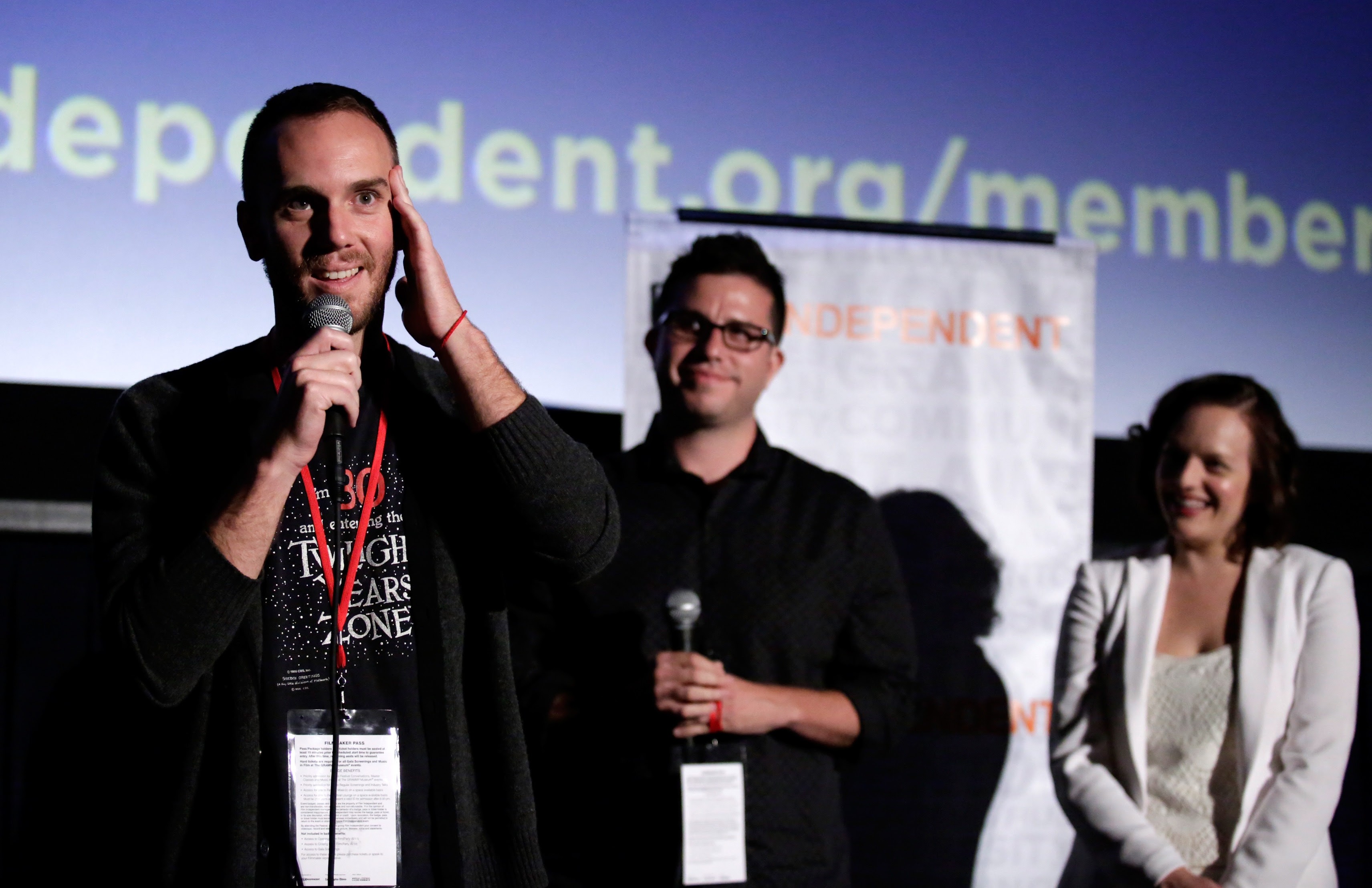 Filmmaker Reception