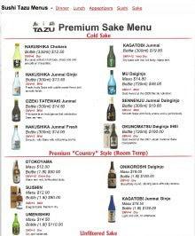 Sake Tricks September 2014b