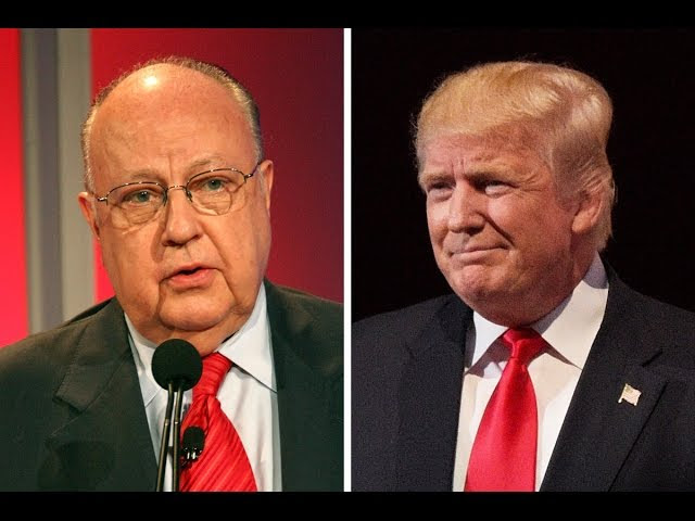 Shocked? Donald Trump Defends Serial Sexual Harasser Roger Ailes  Sddefault