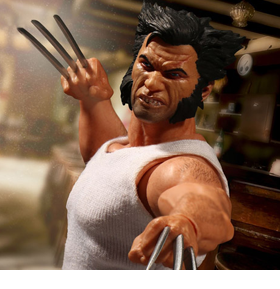 MARVEL ONE:12 COLLECTIVE LOGAN
