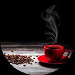 Leuchtkasten Kaffee