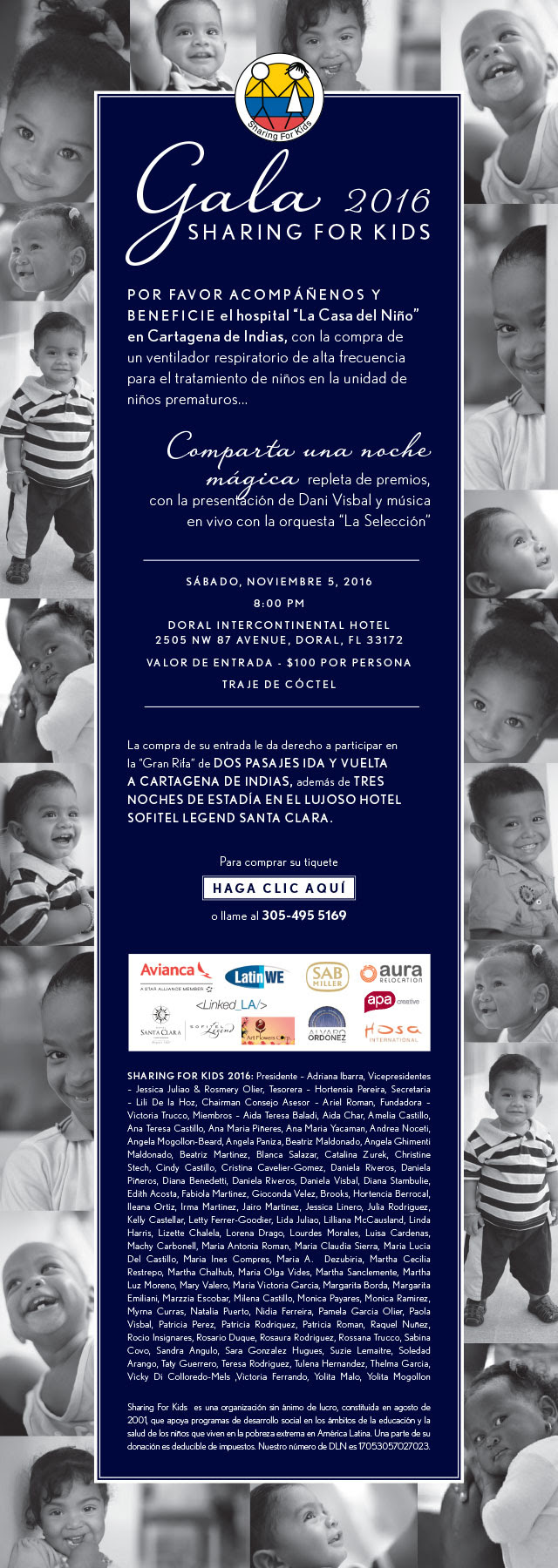 Gala 2016 Sharing for Kids