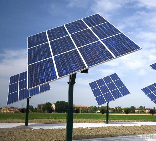 Pin mặt trời hoạt động như thế nào?
