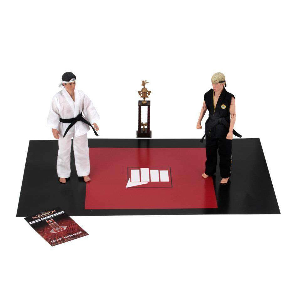 Image of The Karate Kid Daniel & Johnny Two-Pack - Q3 2019