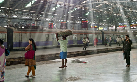 Cities: mumbai 2, rail