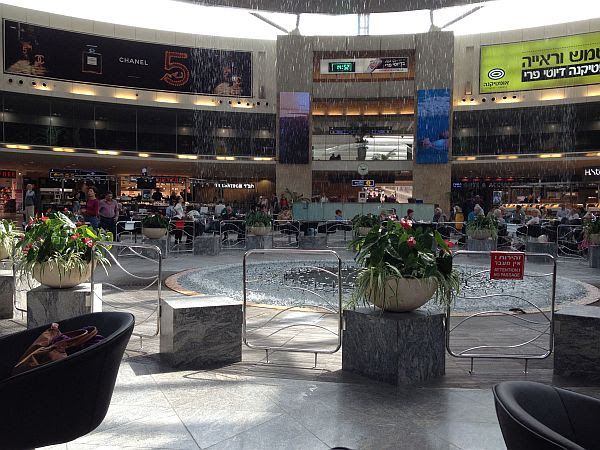 Ben Gurion International Airport, Terminal 3