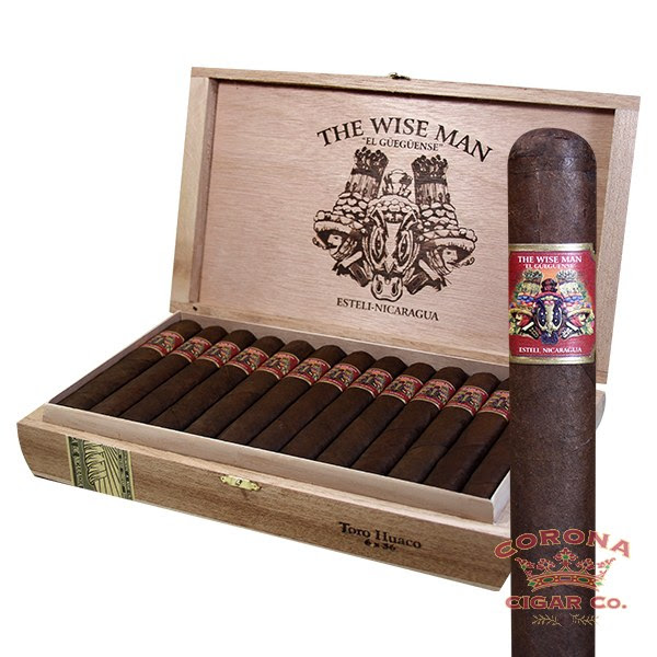 Image of The Wise Man Maduro Toro Huaco