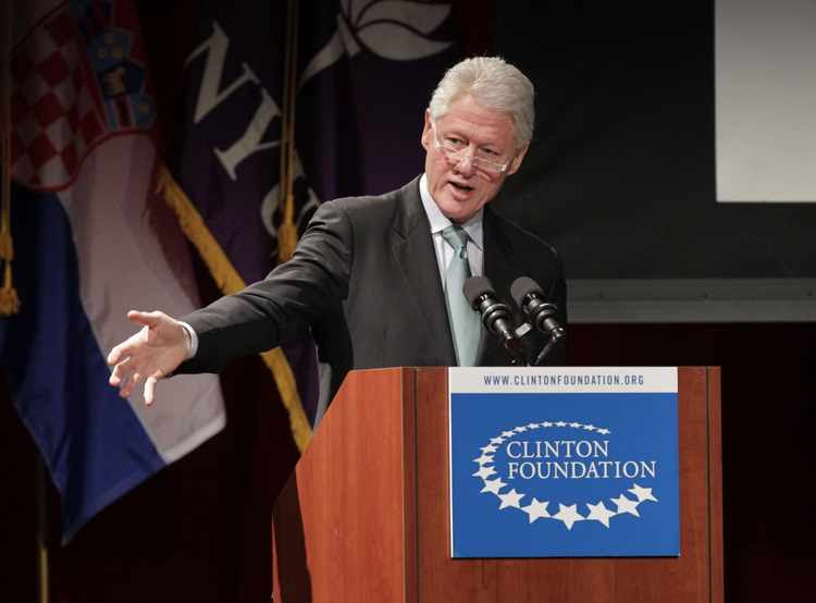 Bill Clinton Foundation