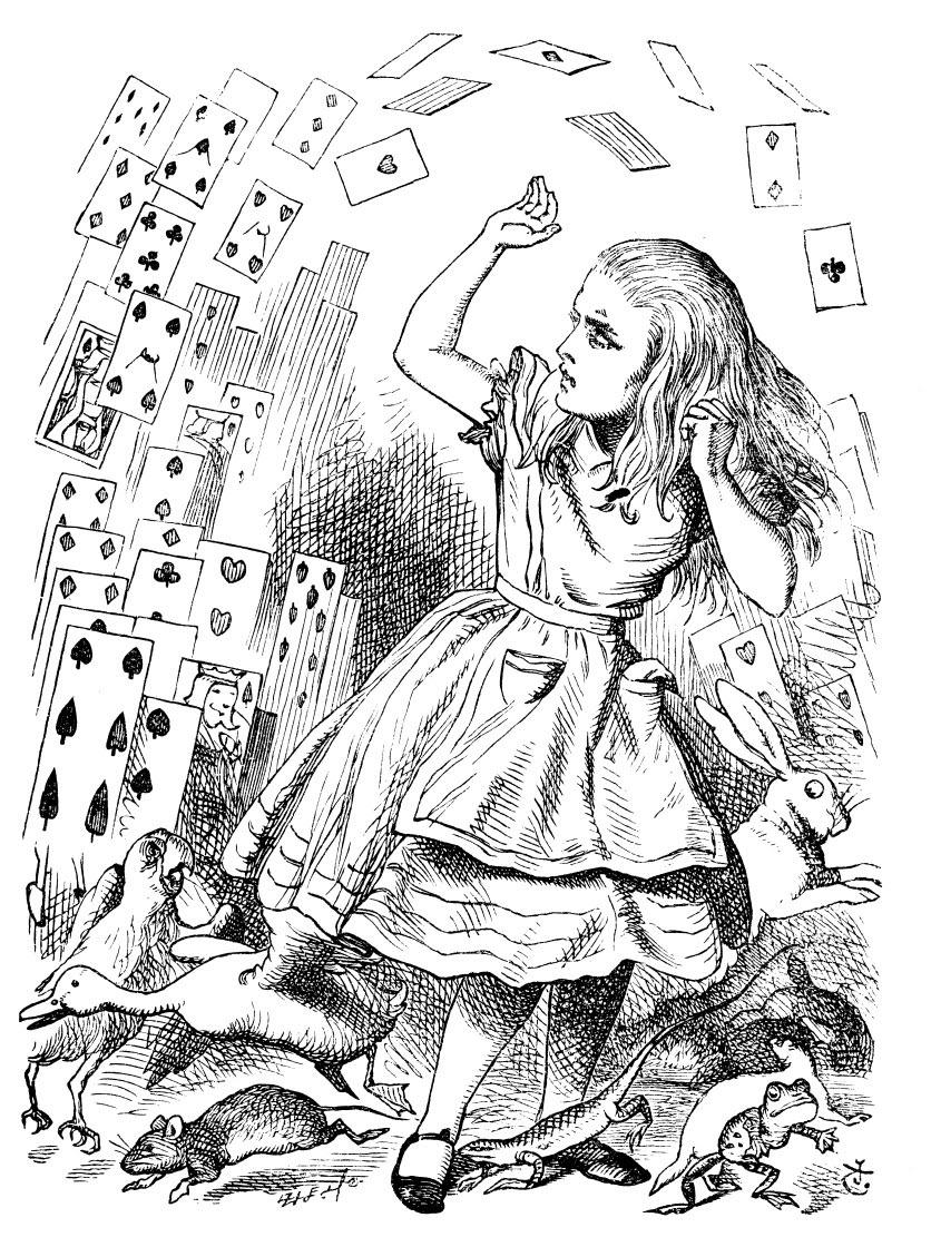 Musicals in Boulder, Alice in Wonderland
