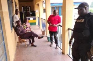 Rochas Okorocha arrested