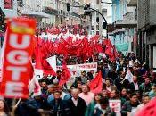 Varios movimientos sociales de Ecuador ratificaron su participación en las movilizaciones de este martes.