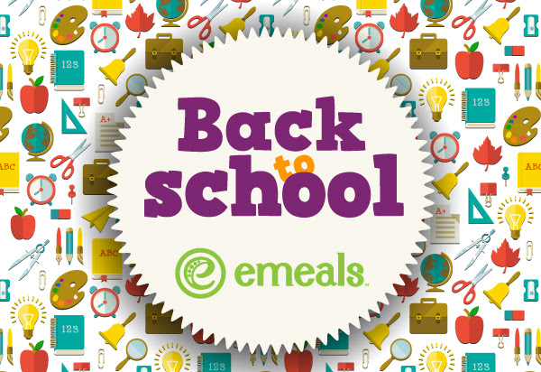 Back to School with eMeals