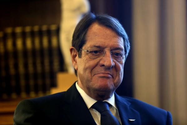 Αρχίζει η νέα πενταετής προεδρική θητεία του Αναστασιάδη στην Κύπρο