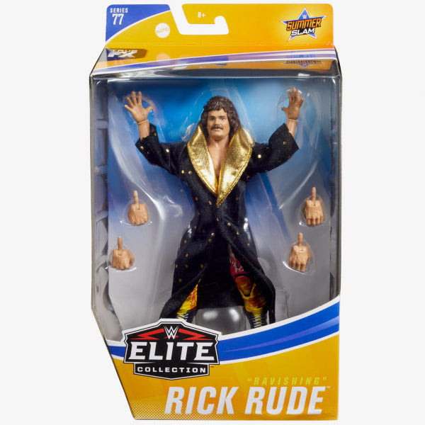 Image of WWE Elite Collection Series 77 - Rick Rude 1988