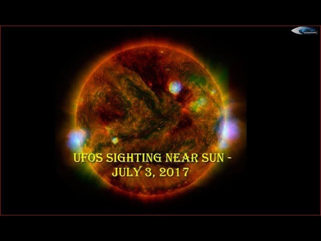 UFO News ~ UFOs sighting near Sun plus MORE Sddefault