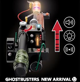 Ghostbusters: Afterlife Plasma Series Spengler's Neutrona Wand