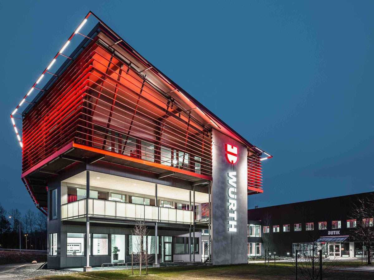 Würth Svenska AB (Nominated for Best Industrial And Logistics Development)