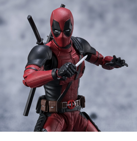 Deadpool S.H.Figuarts Deadpool