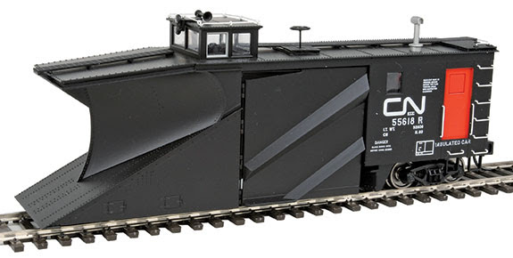Russell Snowplow - Canadian National