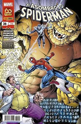 Spiderman Vol. 7 / Spiderman Superior / El Asombroso Spiderman (2006-) (Rústica) #185/36