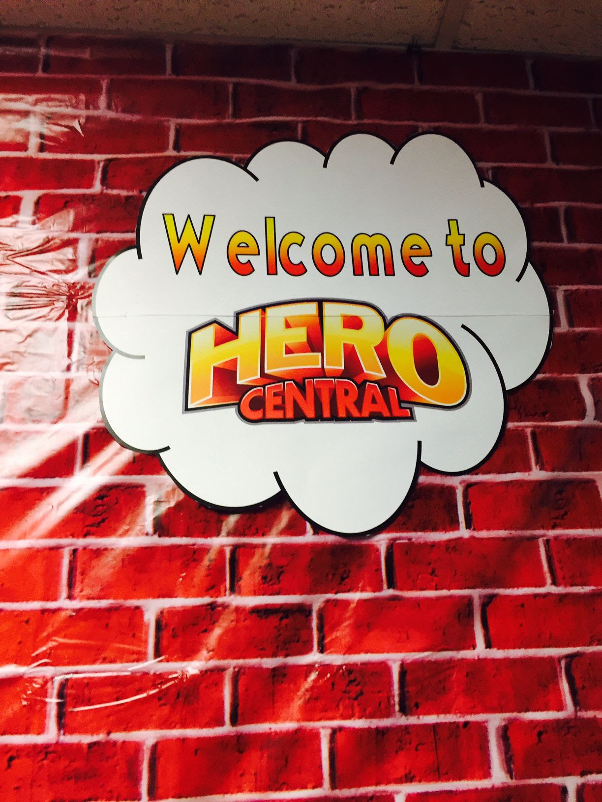 Welcome to Hero Central