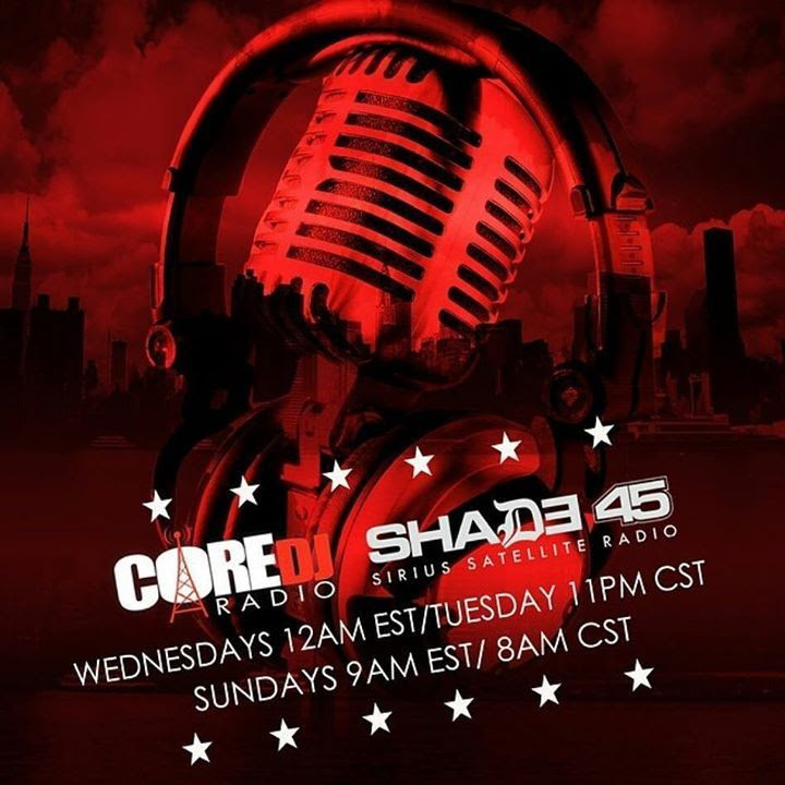 CORE DJ RADIO Shade 45