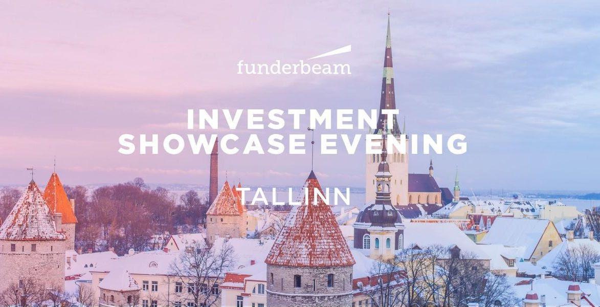 Investment Showcase Evening - Tallinn