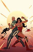 Wonder Woman Steve Trevor 1
